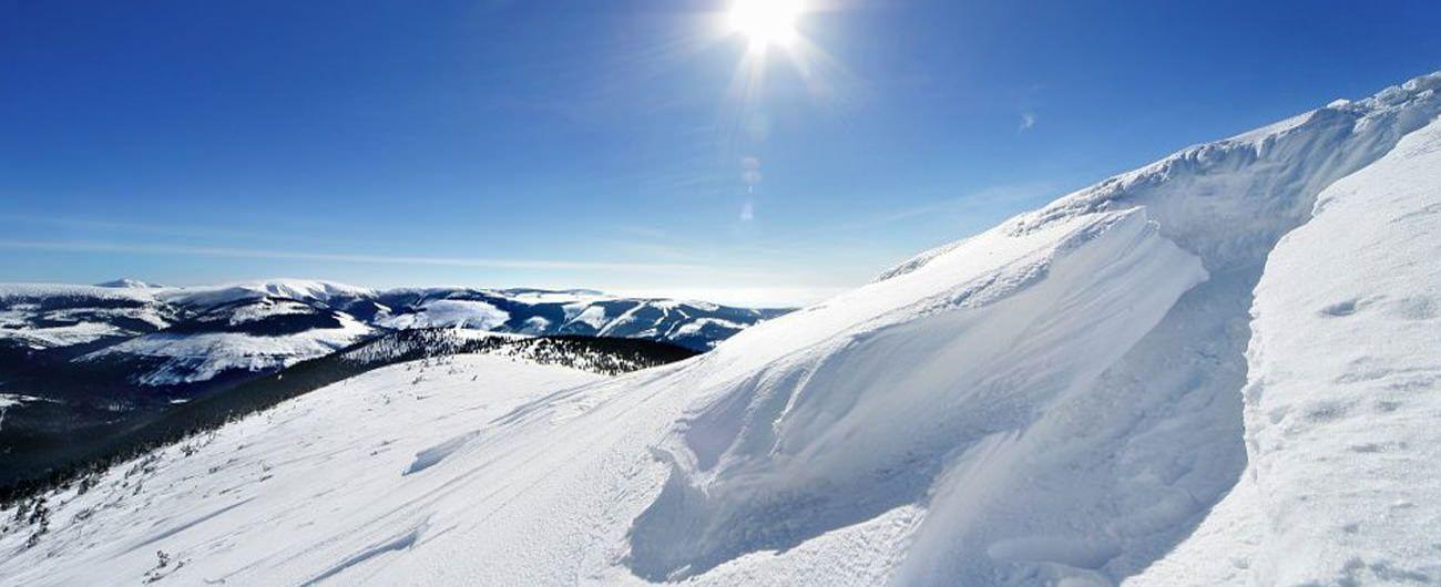 Sněhové závěje
